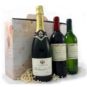 Champagne and Wines